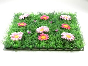 Image of Flower & Toadstool Grass Mats