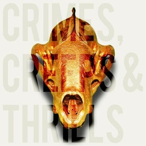 Image of You Animals - Crimes, Creeps &amp; Thrills (dsr018CD)