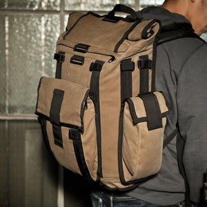 Image of Arkiv® Field Pack Vertical Rolltop Pocket 側邊上捲袋