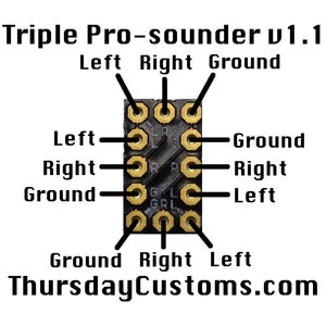 Image of Triple Pro-sounder v1.1