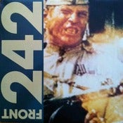 Image of FRONT 242-POLITICS OF PRESURE 12&quot;/ Original -Out Of Print