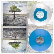 "Image of DK023: Iselia - Life From Dead Limbs 12"" LP - Clear w/ Blue Centre /100, Blue /150"