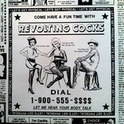 Image of REVOLTING COCKS-(Let's Get) Physical 12&quot;/ Original-Out Of Print!