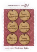 Image of Merry Christmas Tags