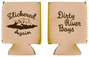 Image of Slickered Koozie