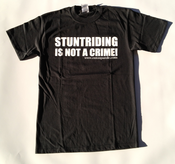 Image of Not A Crime T-Shirt
