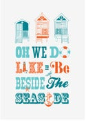Image of 'Oh we do' Print
