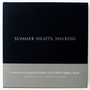 Image of Summer Nights, Walking by Robert Adams