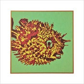 Image of &quot;PUFFER FISH&quot; Serigraph