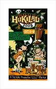 Image of &quot;HUKILAU 2005&quot; Serigraph