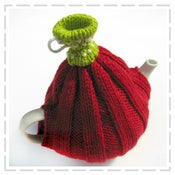 Image of Tea Cosy Knitting Kit - two colours available.