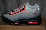 Image of Air Max 95 Solar Red