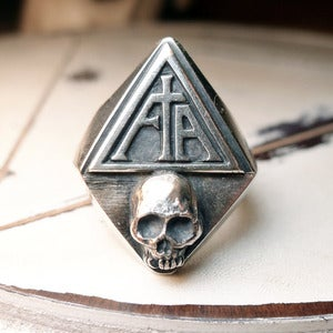 Image of Focus Thine Anarchy Ring <br/> <br/> <br/>