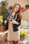 Image of Driving Ms. Daisy Blazer (navy)