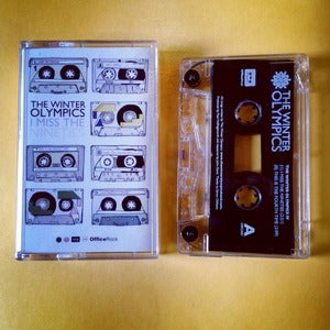 Image of I MISS THE NINETIES - Cassette Single - (ORCA 01)
