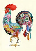 Image of Rooster Card