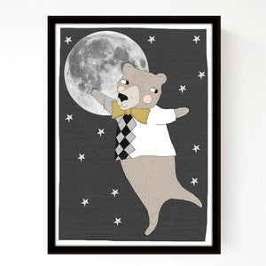 Image of A3 Moonlight Bear