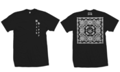 Image of BLACK HIPPY TEE