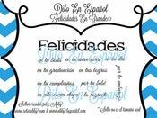 Image of Felicidades En Grande