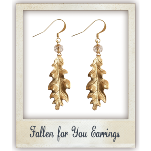Image of Fallen for You Earrings
