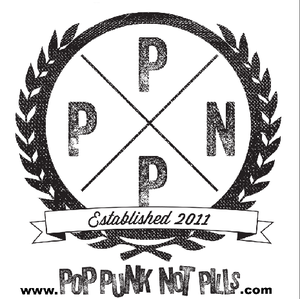 Image of PPNP EMBLEM Sticker