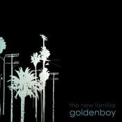 "Image of Goldenboy ""The New Familiar"" CD"