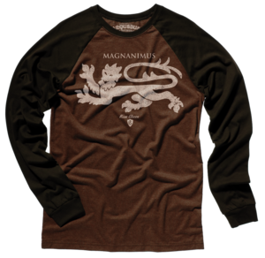 Image of MAGNANIMUS - Baseball Long Sleeve