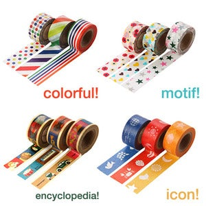 Image of mTape For Kids! Washi Tape