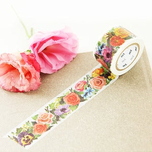 Image of mTape Garden Washi Tape