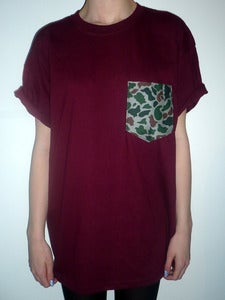 Image of Camo II Pocket Tee