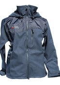 Image of Antero Jacket 3L Waterproof/Breathable Color: Chartex Made in Colorado