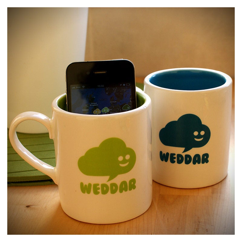 Weddar Mugs
