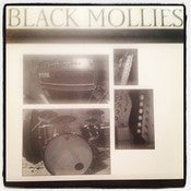 Image of Black Mollies 7""
