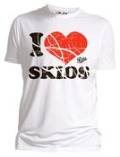 Image of I LOVE SKIDS - only 3 left! (medium)