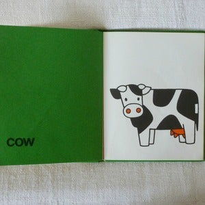Image of Dick Bruna's Animal Book