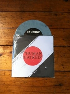 "Image of Human Hatred 7"" (euro tour version)"