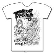 Image of Creatures Come Alive T-shirt