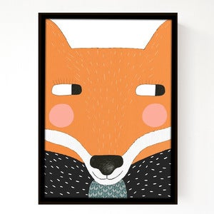 Image of A3 Big Fox