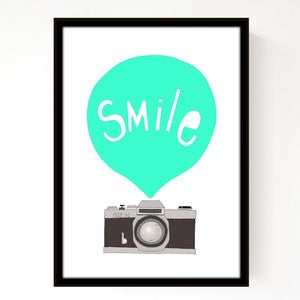 Image of A3 Smile - Mint