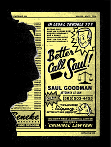 Image of Breaking Bad - Saul Goodman