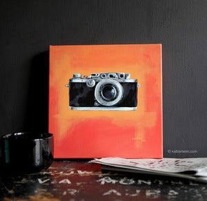 Image of LEICA painting
