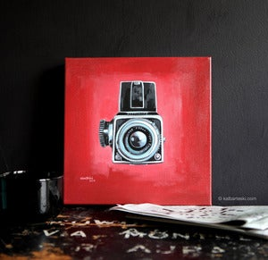 Image of HASSELBLAD painting