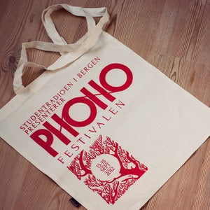 Image of Phonofestivalen Tote bag