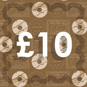 Image of £10 Gift Voucher