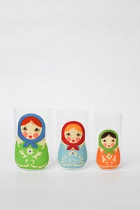 Image of Babushkups Stacking Glasses