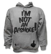 "Image of Joe Budden ""I'm Not An Asshole"" Hoodie"