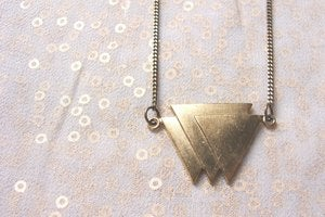 Image of Sweet Geometry mod.B Colgante / Necklace