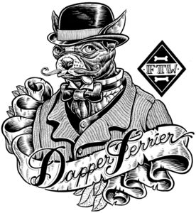 Image of Dapper Terrier ink