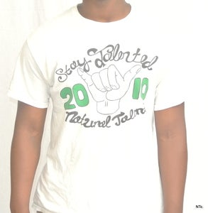 Image of Stay talented Hand Tee