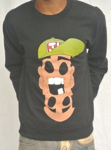 Image of 2 face crewneck